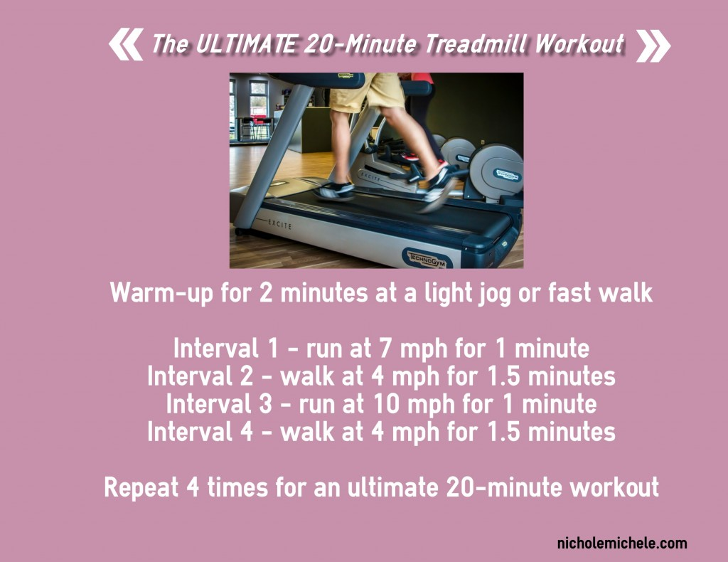 UltimateTreadmillWorkout